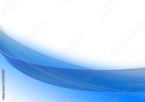 Tela Abstract background waves