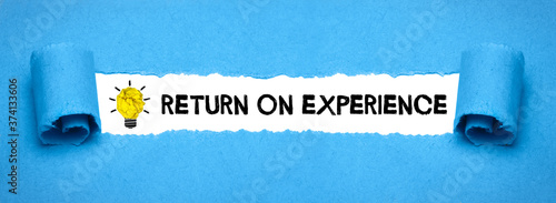 Photo Return on Experience