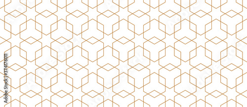 Photo Vector seamless geometric pattern