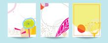 Scandinavian Art And Graphic Design Templates