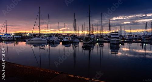 Harbour Fototapeta