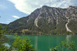 hohe Berge am Plansee