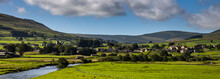 The View To Hawes Across The R...