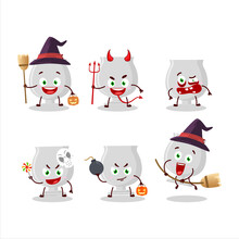 Halloween Expression Emoticons...