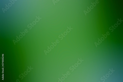 Obraz green gradient background / abstract blurry fresh green background - fototapety do salonu