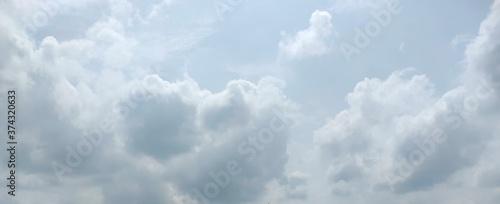 Plakaty do sypialni  blue-sky-with-clouds