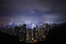 View Of Victoria Harbour In Ho...