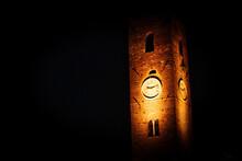 The Clock Tower Of Noli, An An...