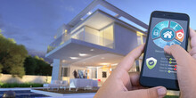 Luxurious Modern Smart House