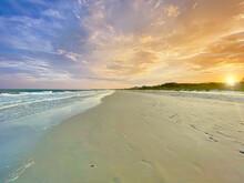 Hilton Head Island Beach At Su...