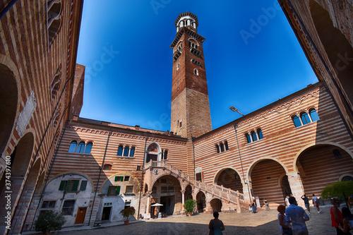 Verona Billede på lærred