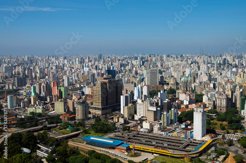 Fotografiet Região da central da cidade.