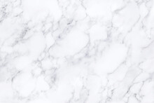 White Marble Background Patter...