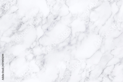 Fototapeta White marble background pattern with high resolution