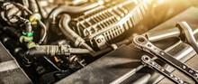 Auto Mechanic Working And Repa...