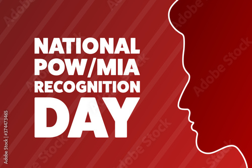 Fotomural National POW/MIA Recognition Day