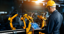 Smart Industry Robot Arms For ...