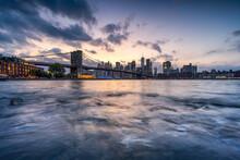 View Of Brooklyn Bridge And Ma...