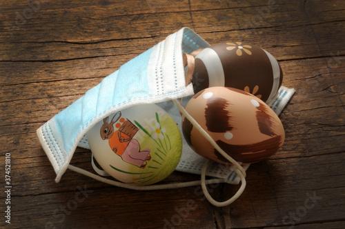 Fotografering Uova di Pasqua ft0207_9067 Easter eggs œufs de Pâques پاسخا تۇخۇمى