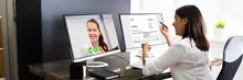 Video Conferencing Webinar Mee...
