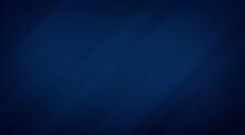斜めの線とグラデーションの紺色の背景素材