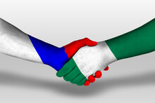 Handshake Between Nigeria And ...