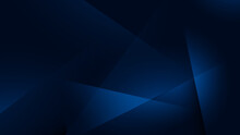 Blue Abstract Futuristic Geome...