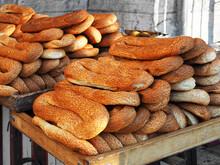Traditional Jerusalem Bagels
