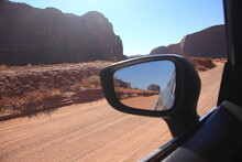 View Of Monument Valley  Triba...