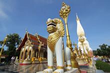 Nakhon Phanom, Thailand-July 2...