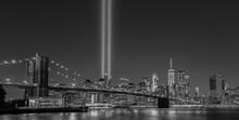 New York City 9/11 Tribute Lig...