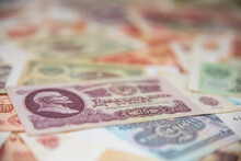 Bonistics. Soviet Banknotes, 2...