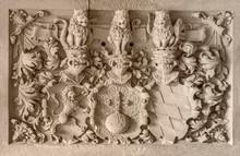 Historic Stone Relief