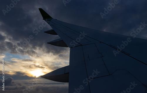 Photo Flug nach Riga