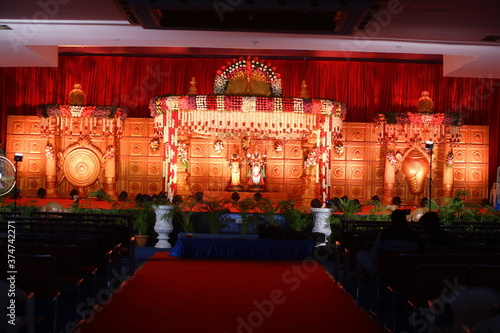 Valokuvatapetti wedding, indian, tradition, south india, marraige, decoration,rituals,