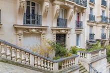 Paris, Typical Facades