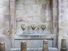 Barcelona, Spain: The Fountain...