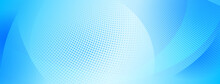 Abstract Halftone Background O...