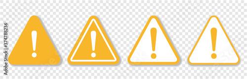 Fototapeta warning sigh 警告