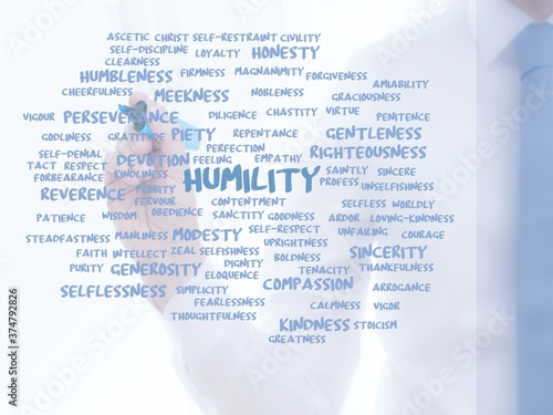 Cuadros en Lienzo humility