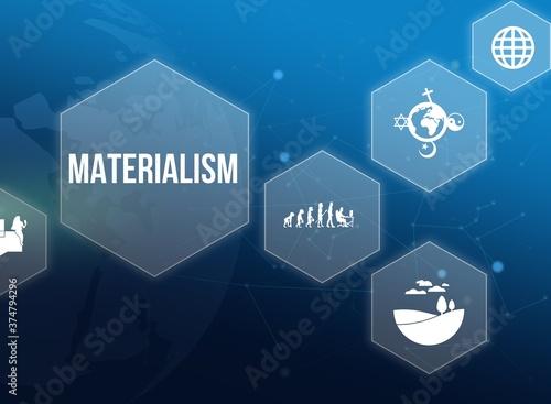 Valokuva materialism