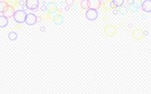 Rainbow 3d Circle Realistic Tr...