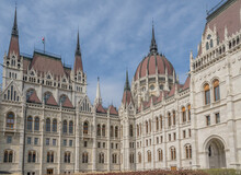 Beautiful Hungarian Parliament...