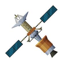 Artificial Space Satellite, Co...