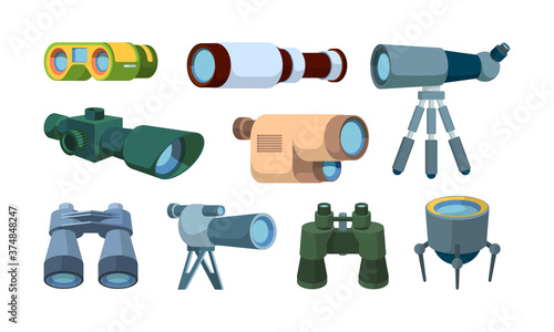Foto Optical telescope
