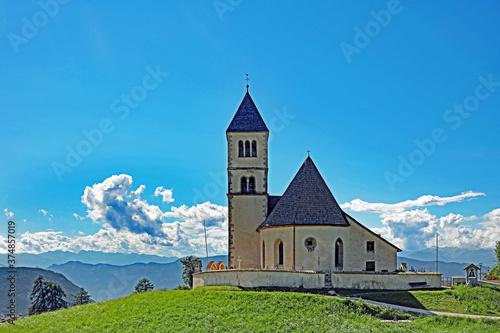 Fotografie, Obraz Oberradein Kirche