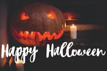 Happy Halloween Greeting Card....