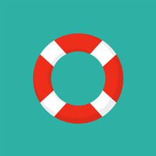 Life Preserver Buoy Ring Help ...