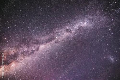 Fototapeta Mancha de estrellas