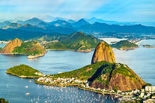 View Of Sugarloaf Mountain In ...